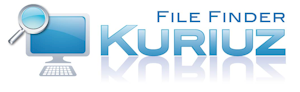 Kuriuz file finder